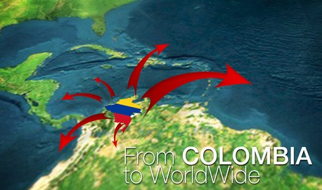 From Colombia to the World